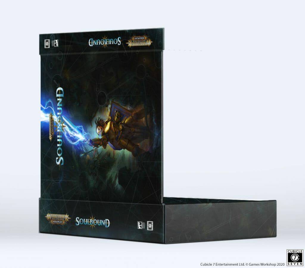 Soulbound box set