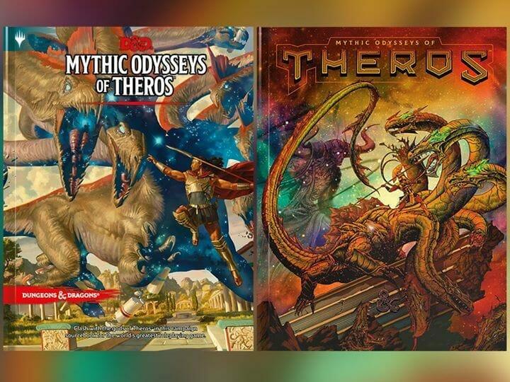 Mythic Odyssey of Theros