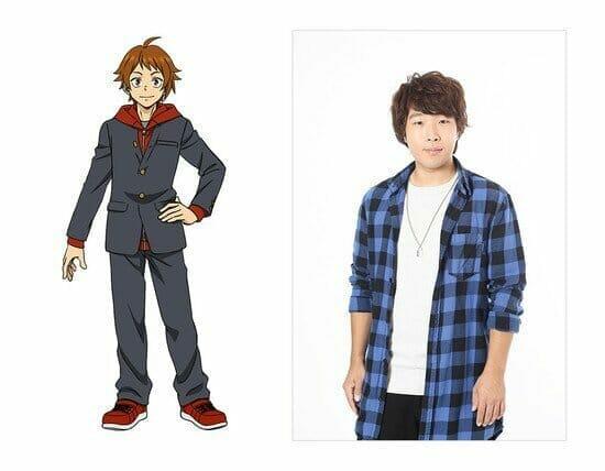 Yūdai Noda as Kakeru Miwa