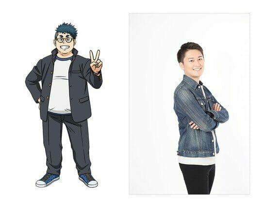 Daisuke Nakamoto as Kippei Nagatsu