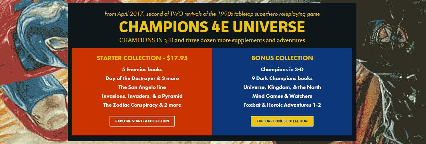 Champions 4e
