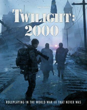 Twilight 2000 RPG