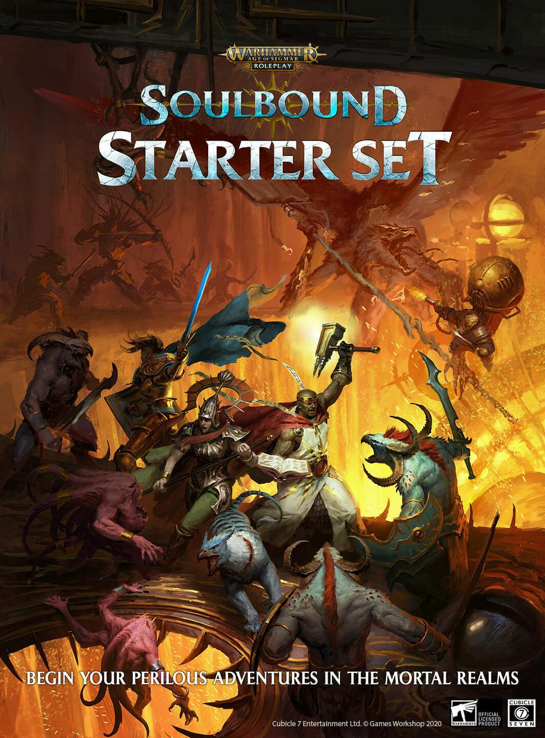 Soulbound Starter set