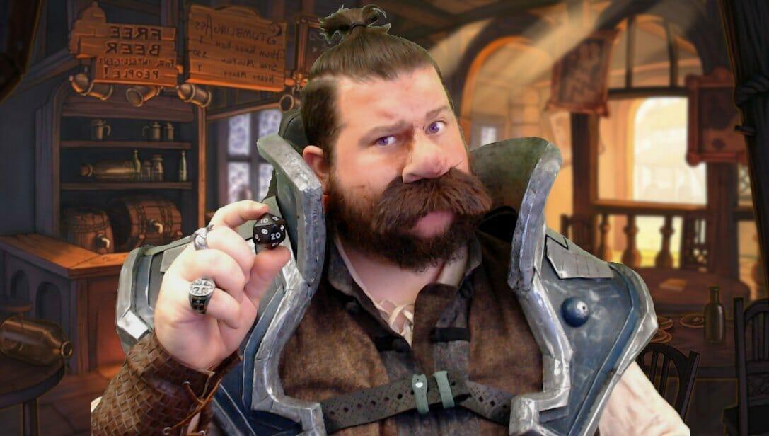 Dwarf cosplay
