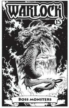 Warlock: Boss Monsters