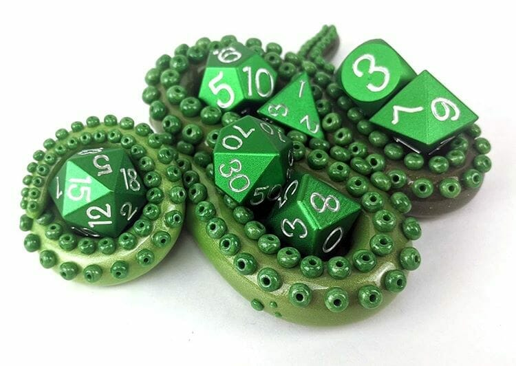 Tentacles and dice
