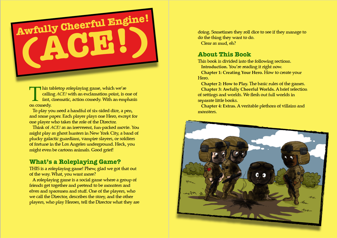 Awfully Cheerful Engine! (ACE)