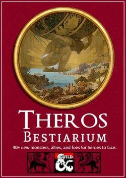 Theros Bestiarium