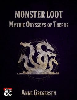 Monster Loot - Mythic Odysseys of Theros