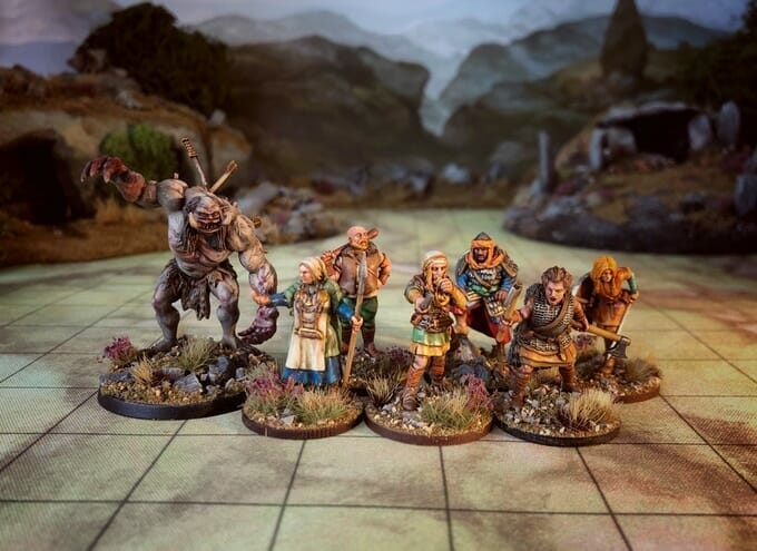 Beowulf minis