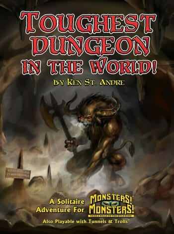 Toughest Dungeon in the World