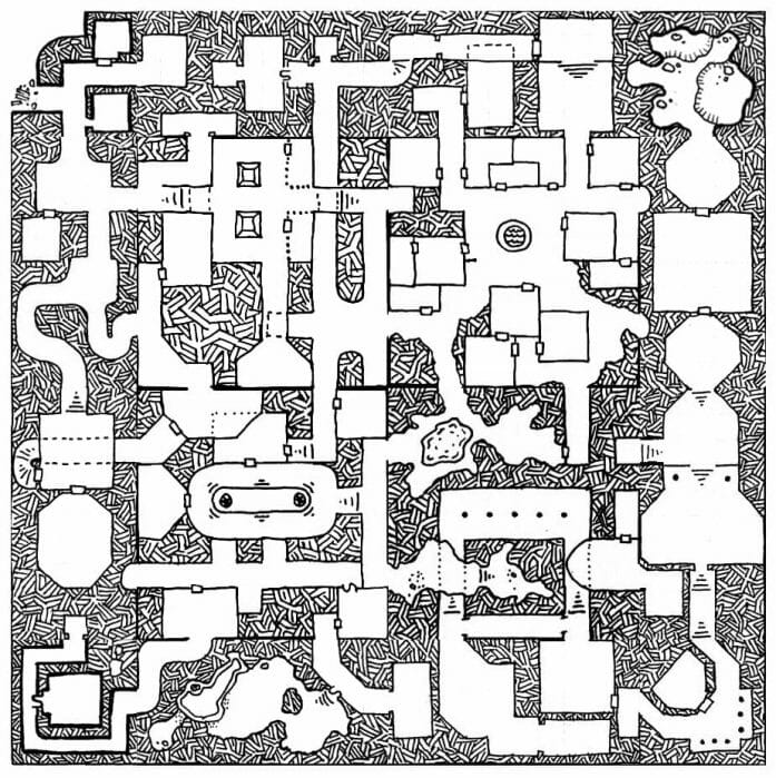 Dungeon Map generator