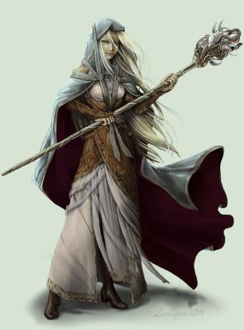 Tiyra Ealoeth by Limboplus