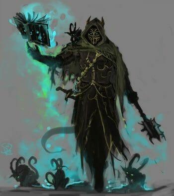Masked Warlock by Ramirez de Souza