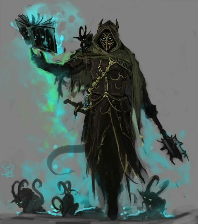 Masked Warlock