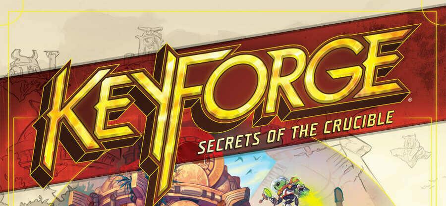KeyForge RPG
