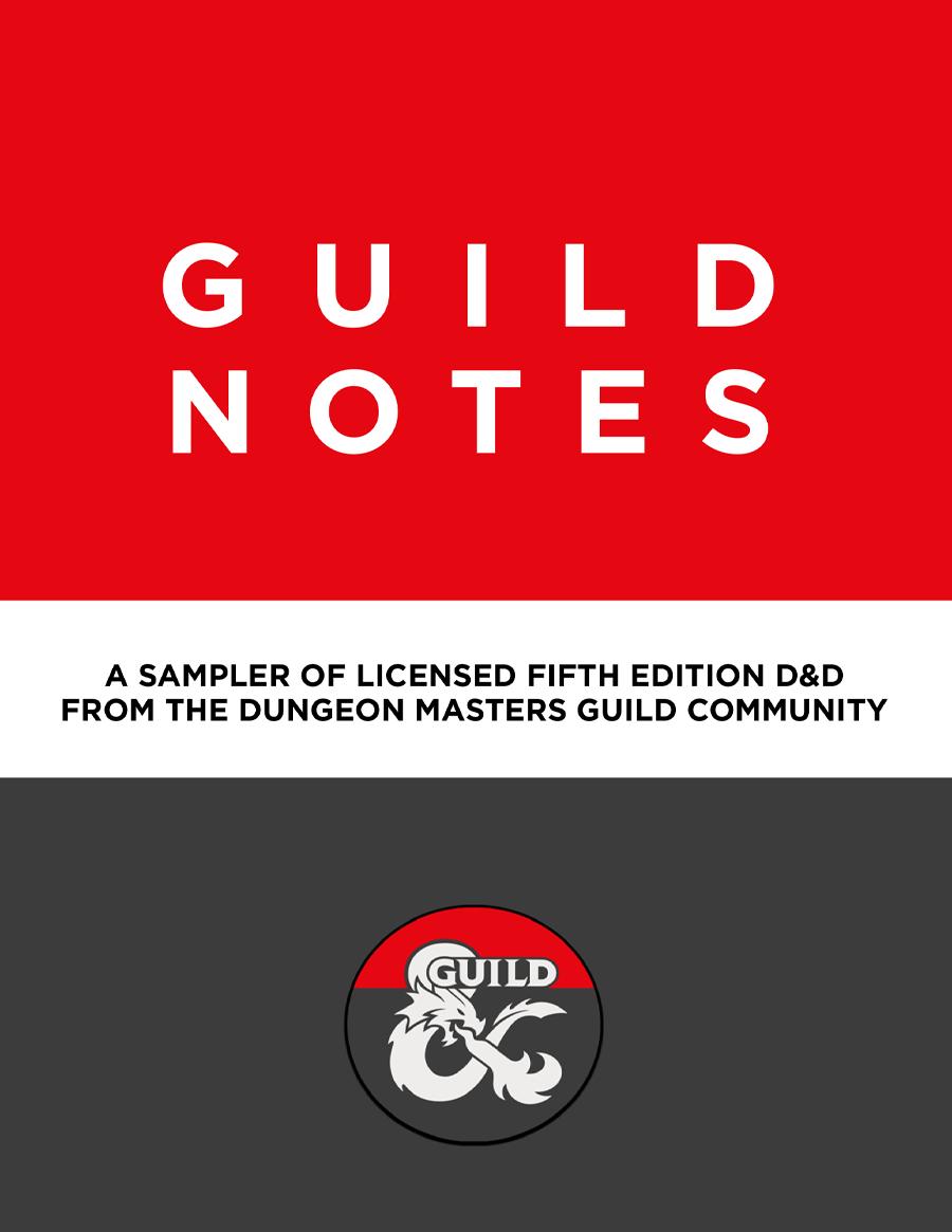 Guild Notes