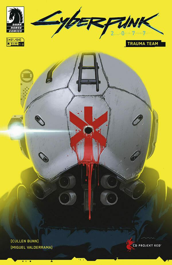 Cyberpunk 2077: Trauma Team