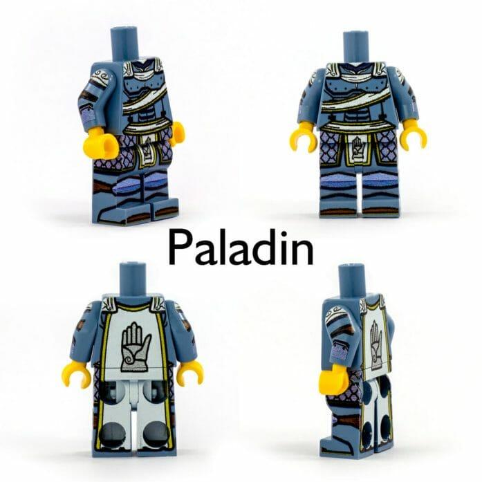 Paladin minifig
