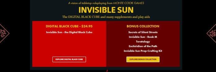Invisible Sun
