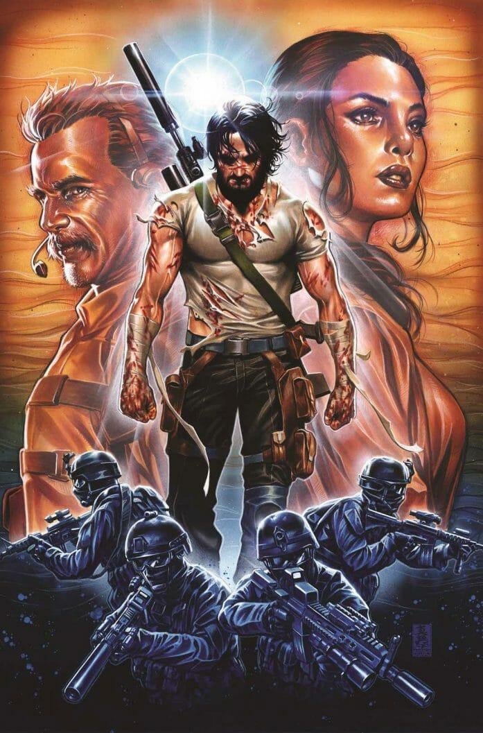 BRZRKR: Keanu Reeves