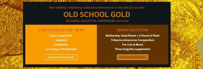 Old School Gold