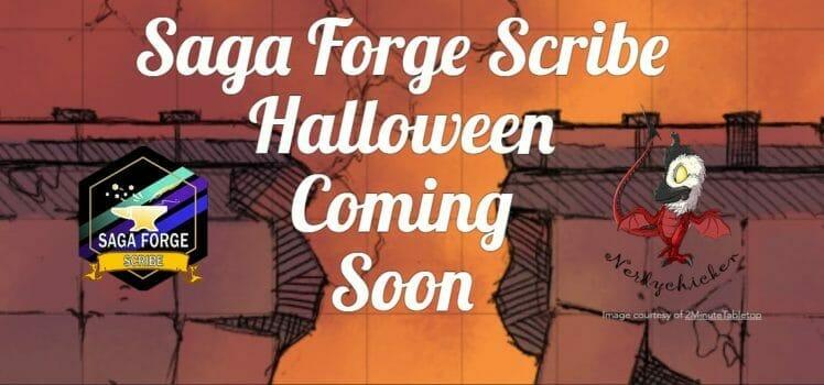 Saga Forge Scribe