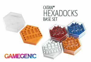CATAN Hexadocks