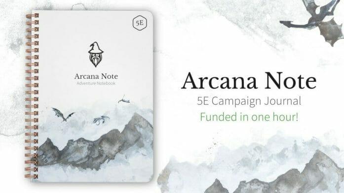 Arcana Note