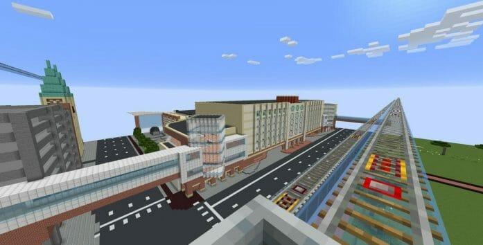 Minecraft@Gencon - outside