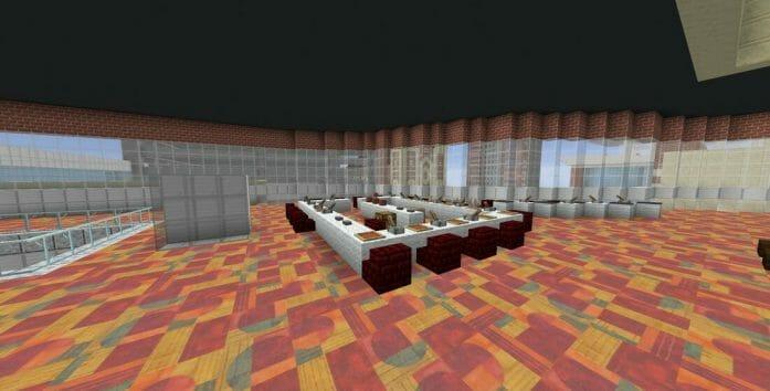 Minecraft@Gencon - hall
