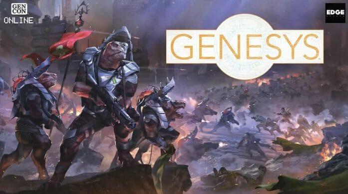 Genesys space opera