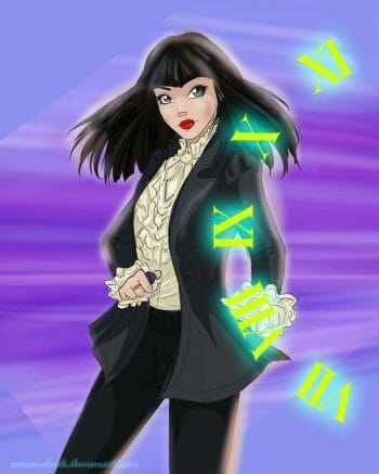 Nancy - Time Traveller by werunchick