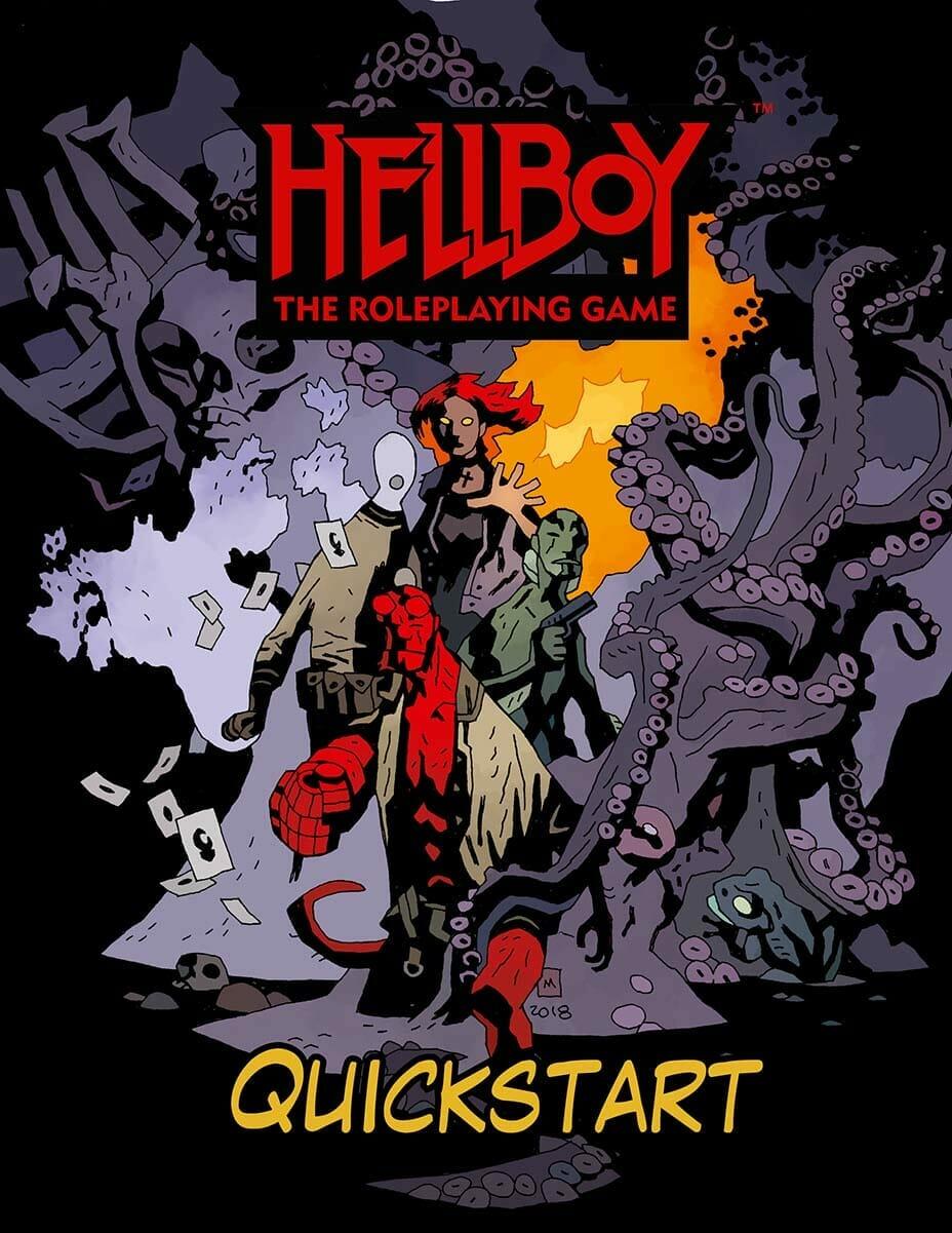 Hellboy quickstart