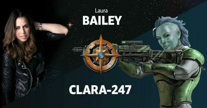 Laura Bailey Starfinder