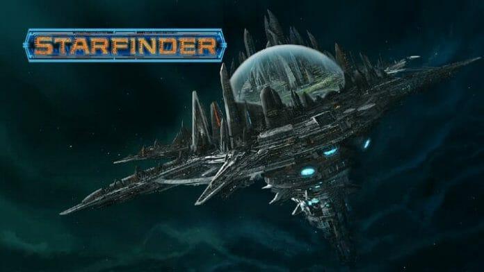Starfinder audio game