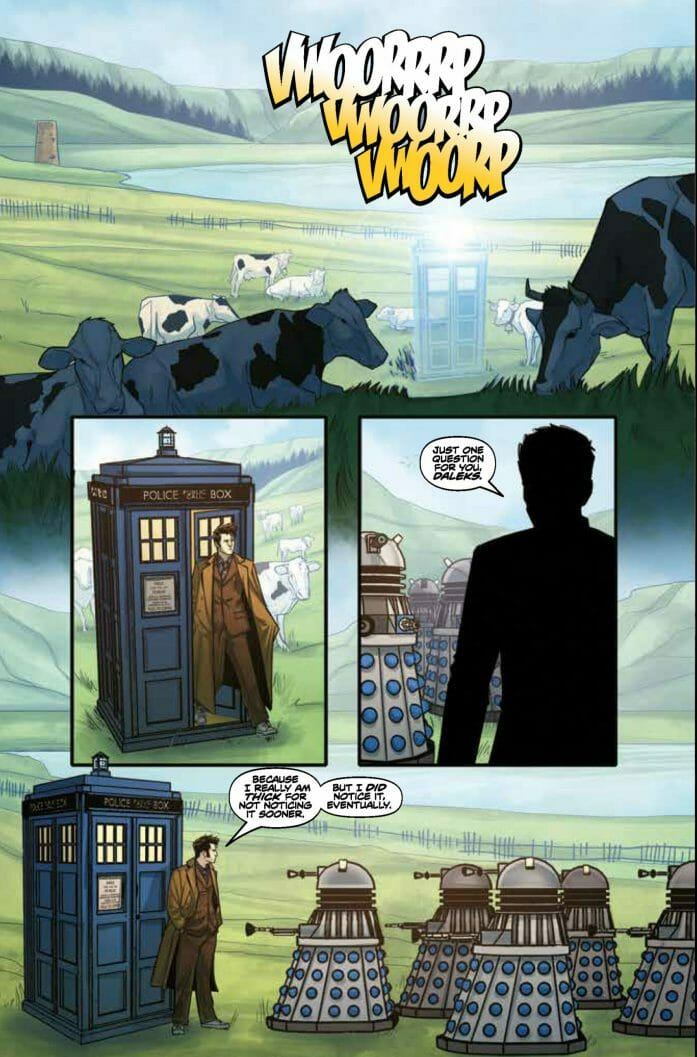 Time Lord Victorious #1