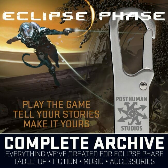 Eclipse Phase USB offer