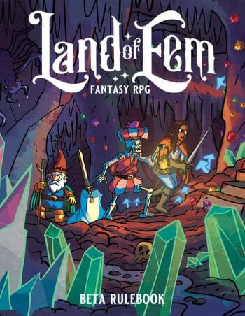 Land of Eem RPG