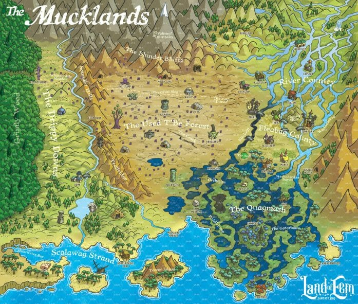The Mucklands