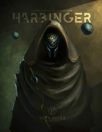 Harbinger  sci-fi rpg