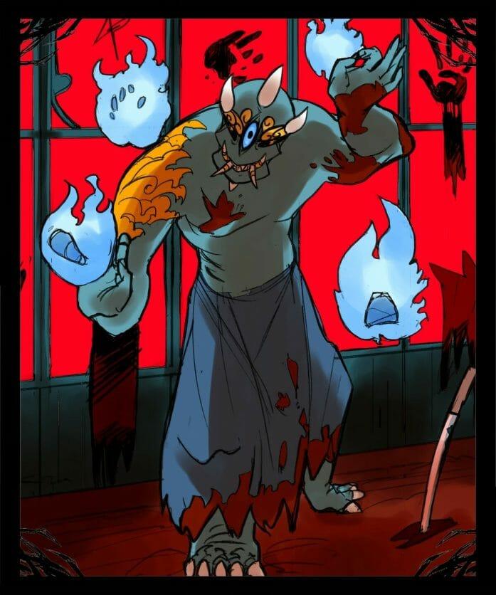 Ritual Demon