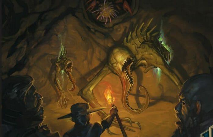 The cosmic horrors of the dark worlds