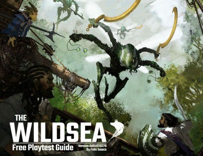 The Wildsea RPG
