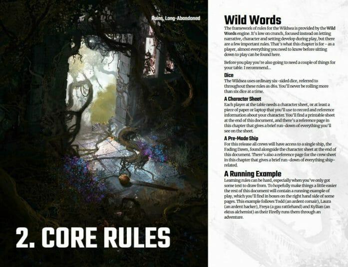 The Wildsea - Wild Words