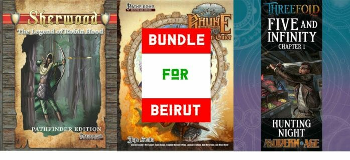 Bundle for Beirut!