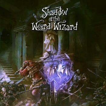 Shadow of the Weird Wizard