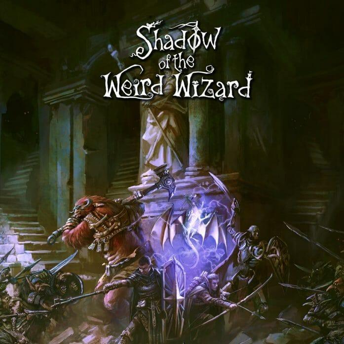 Shadow of the Weird Wizard