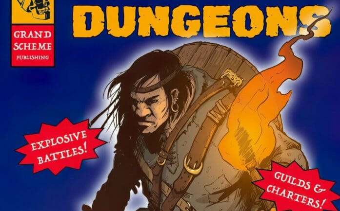 The King of the Dungeons