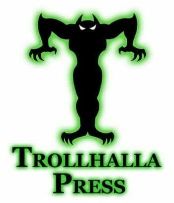 Trollhalla Press logo